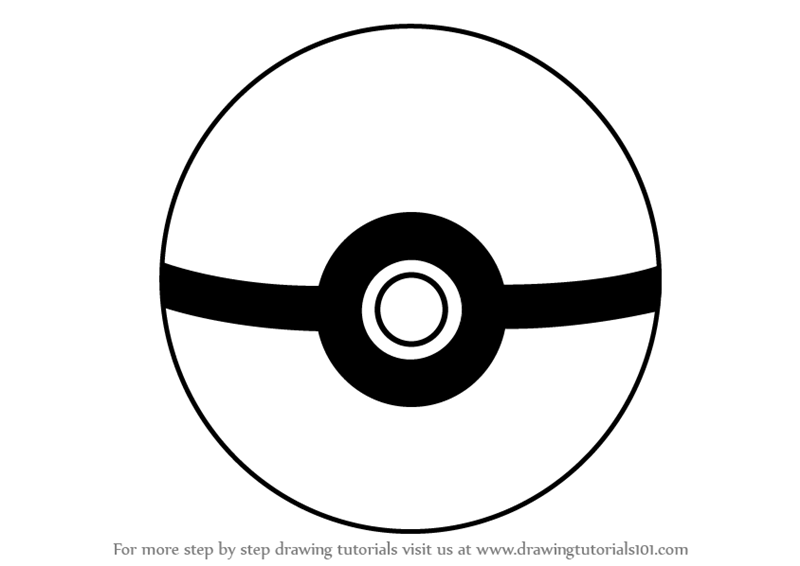 photo about Pokeball Printable named Find out How in the direction of Attract Pokeball in opposition to Pokemon (Pokemon) Phase via