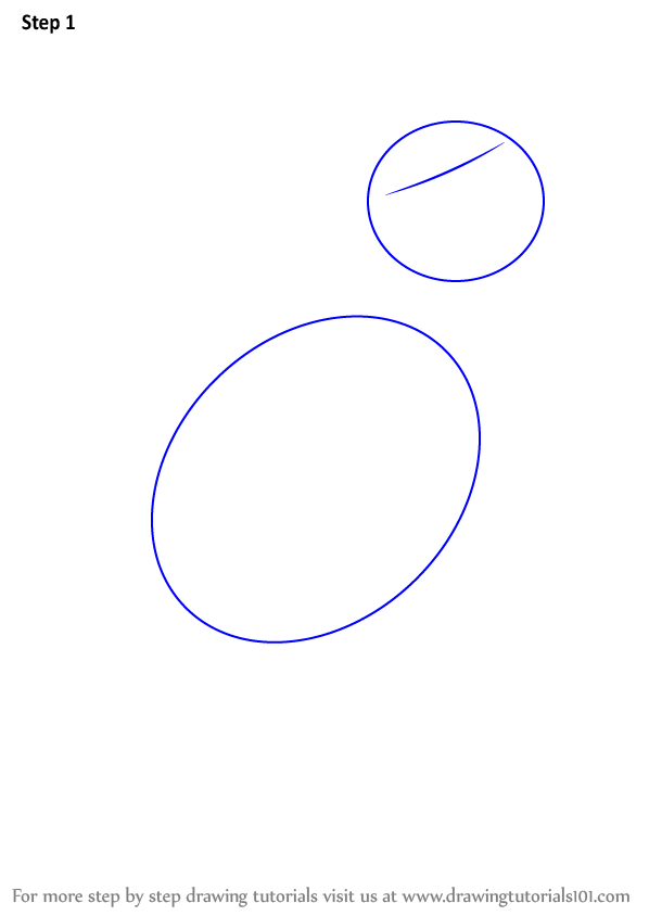 how to draw an oval with a compass