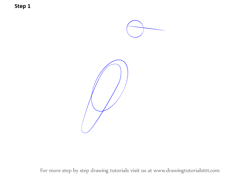 how to draw small circles
