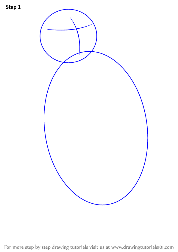how to draw a perfect oval