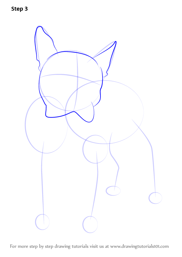 Learn How To Draw A Boston Terrier Dogs Step By Step