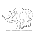 How to Draw a Woolly Rhinoceros