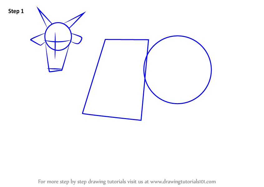 Learn how to draw a zebu farm animals step by step for How to draw a farmhouse