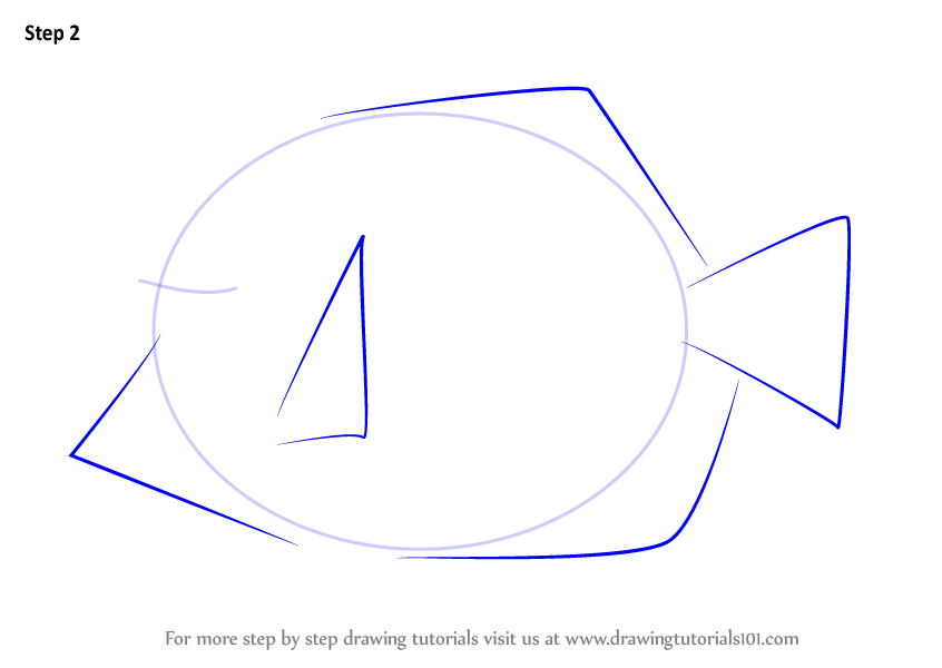 yellow tang coloring pages - photo #36