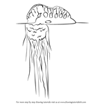 How to Draw a Portuguese Man O' War