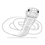 How to Draw a Black Mamba