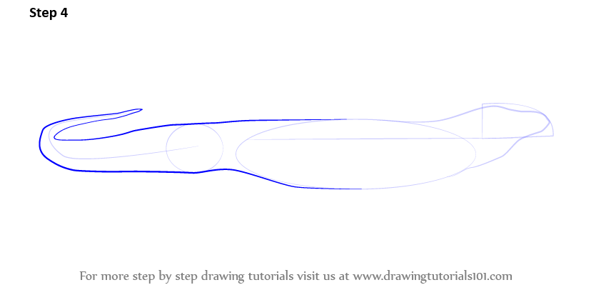how to draw a komodo dragon youtube