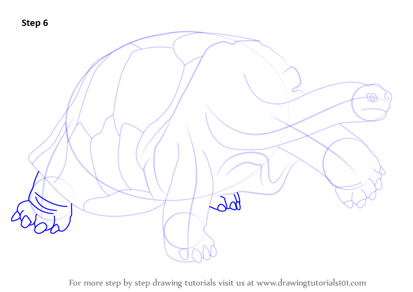 galapagos turtle coloring pages - photo #42