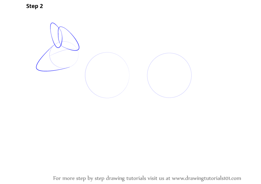 how to draw a african wild dog step by step