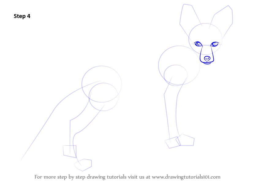 how to draw fox eyes