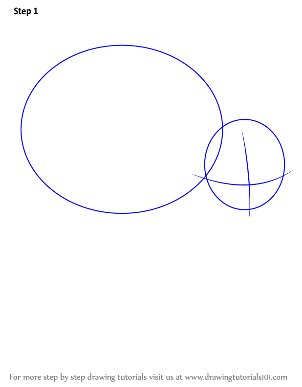 how to draw concave oval