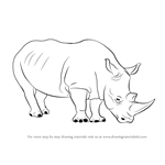 How to Draw a Rhinoceros