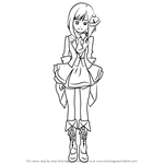 How to Draw Atsuko Maeda from AKB0048
