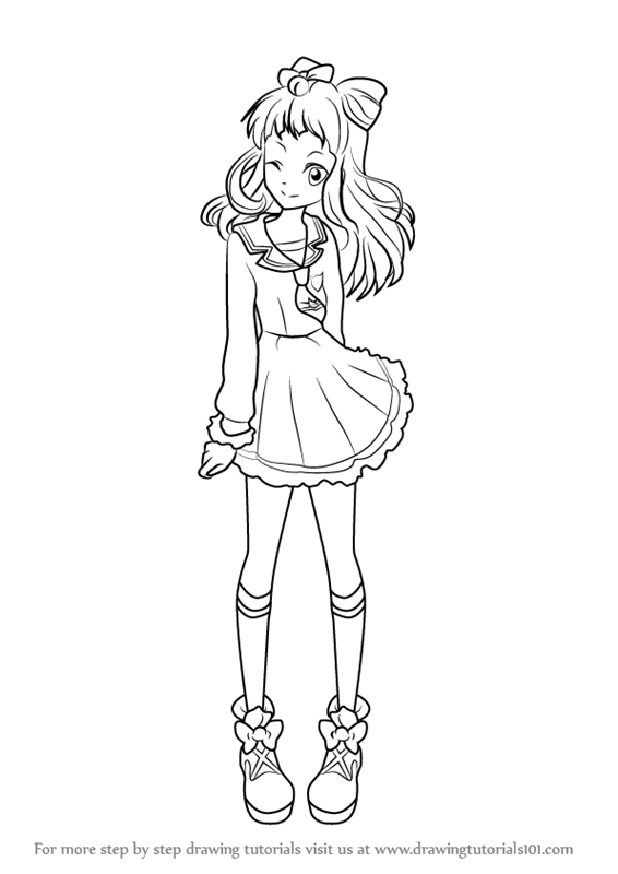 Learn How to Draw Ako Saotome from