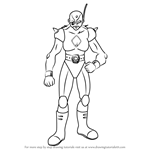How to Draw Colossus from Angelic Layer