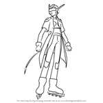 How to Draw Mark II from Angelic Layer