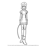 How to Draw Nightingale from Angelic Layer
