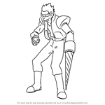 How to Draw Tri from Angelic Layer