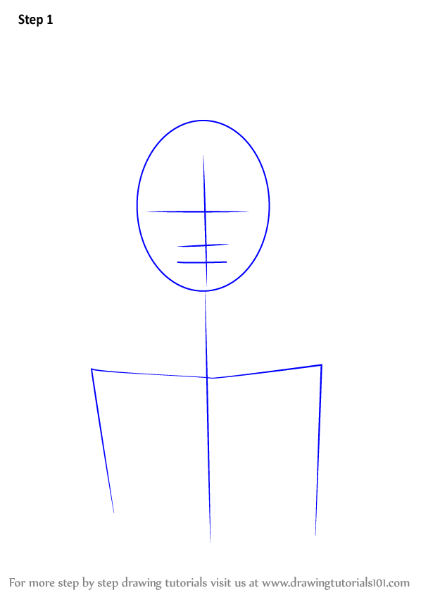 how to draw anime shoulders