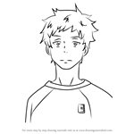 How to Draw Renzo Shima from Ao No Exorcist
