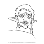 How to Draw Satan from Ao No Exorcist