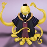 How to Draw Koro-Sensei from Assassination Classroom