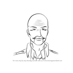 How to Draw Dot Pixis from Attack on Titan