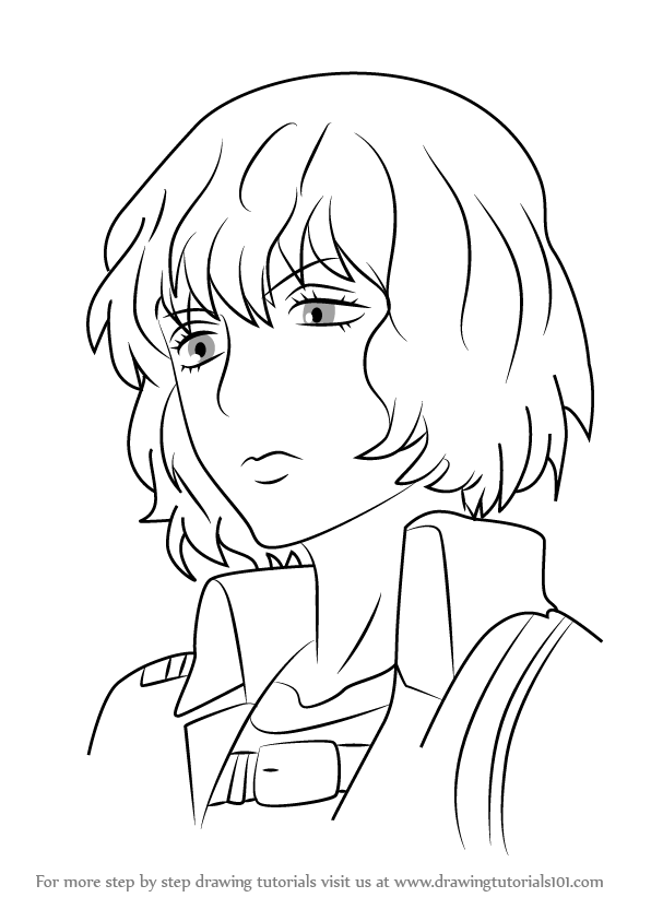 Learn How to Draw Hitch Dreyse