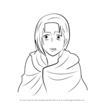 How to Draw Ilse Langnar from Attack on Titan