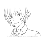 How to Draw Moritaka Mashiro from Bakuman