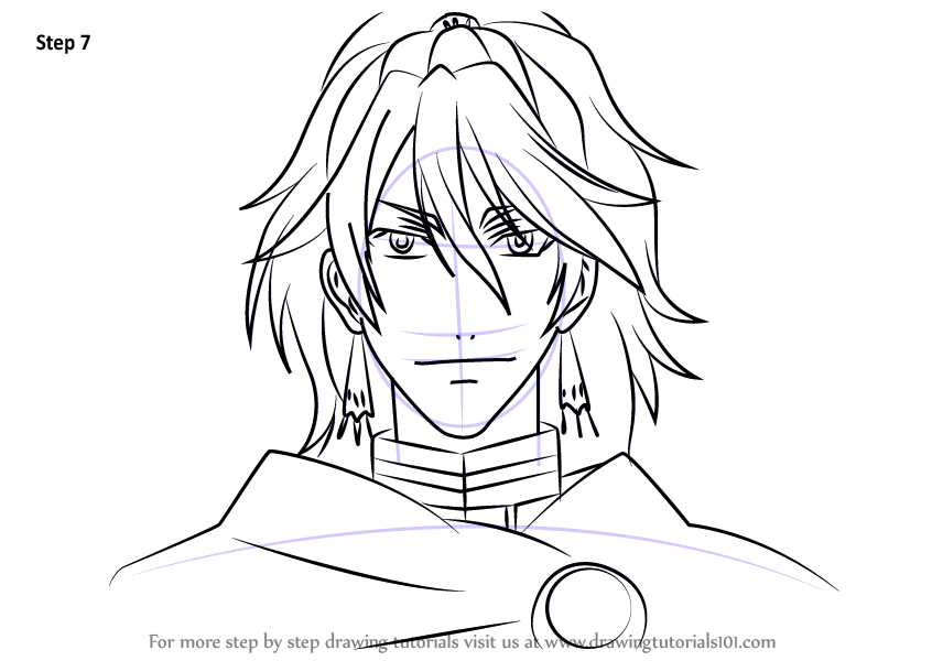 learn how to draw prince soma from black butler black