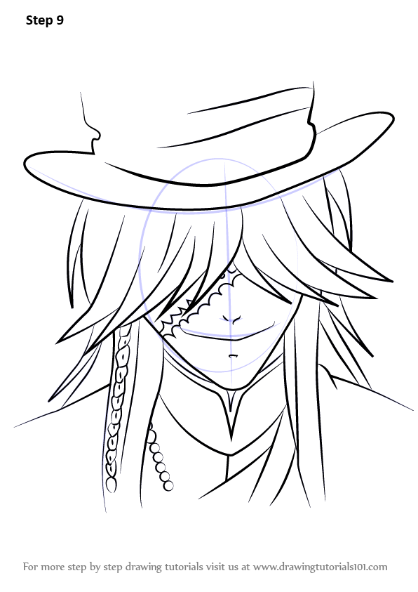 Learn How to Draw Undertaker from