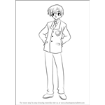 How to Draw Youhei Sunohara from Clannad