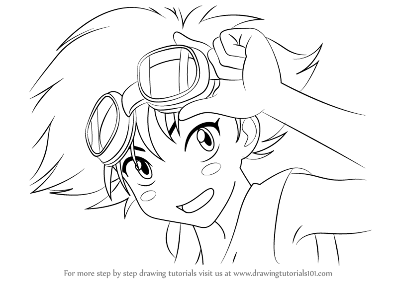 Learn How To Draw Edward From Cowboy Bebop Cowboy Bebop