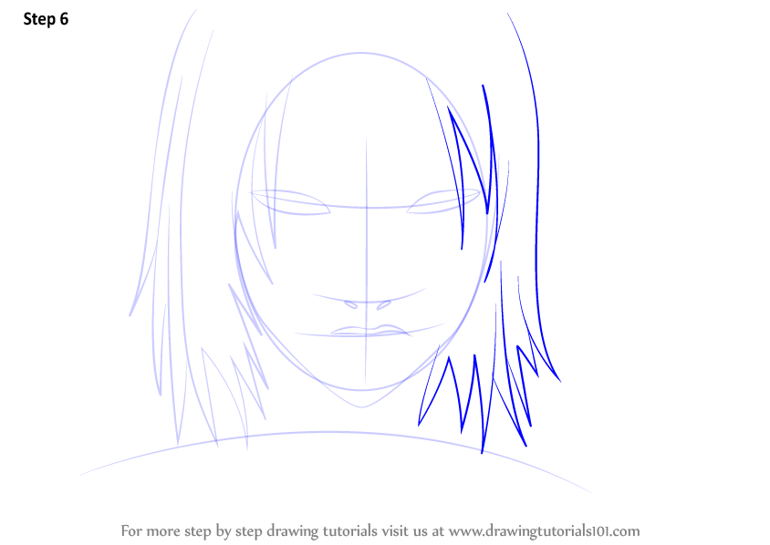 Learn to draw face