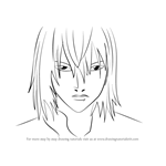 How to Draw Mello from Death Note