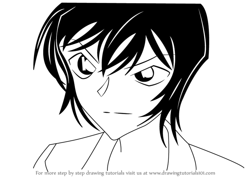 learn how to draw miwako sato from detective conan  detective conan  step by step   drawing