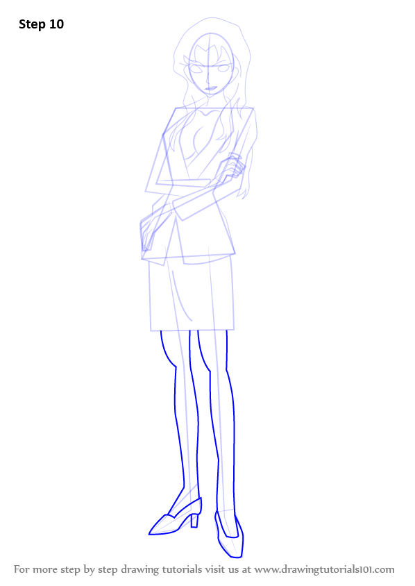 how to draw anime legs and shoes