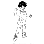 How to Draw Videl from Dragon Ball Z
