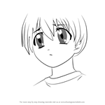 How to Draw Kouta from Elfen Lied