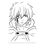 How to Draw Jellal Fernandes from Fairy Tail