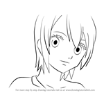 How to Draw Lisanna Strauss from Fairy Tail