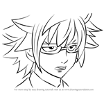 How to Draw Loke from Fairy Tail