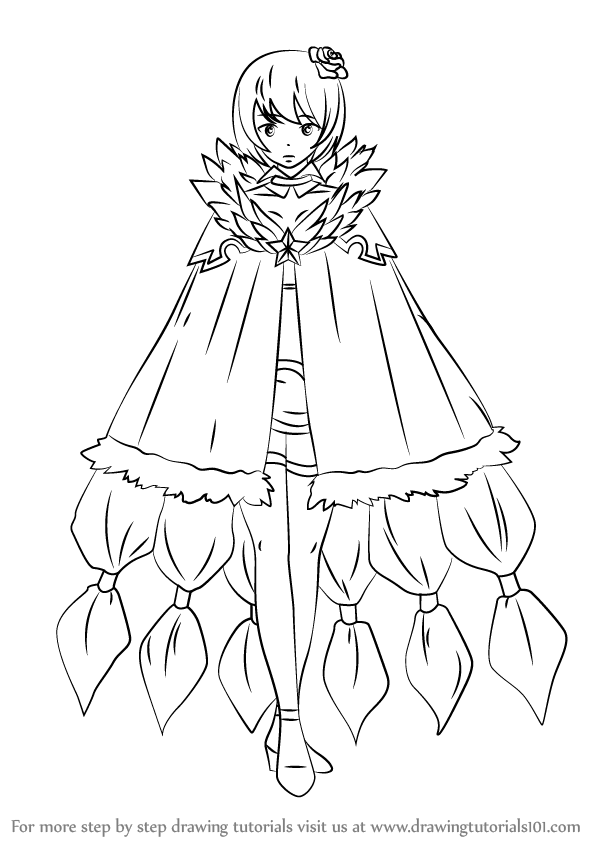 Learn How To Draw Yukino Agria From Fairy Tail Fairy Tail