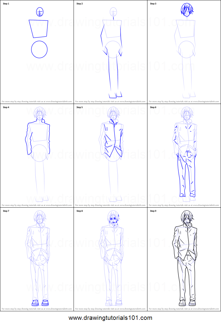 How To Draw Rin Matsuoka From Free Printable Step By Step Drawing Sheet Drawingtutorials101 Com Zerochan has 888 matsuoka rin anime images, wallpapers, hd wallpapers, android/iphone wallpapers, fanart, cosplay pictures, facebook covers, and many more in its gallery. how to draw rin matsuoka from free