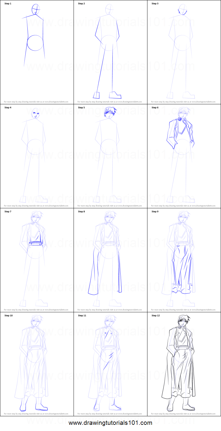 how to draw the flash full body step by step