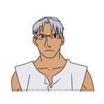 How to Draw Scar's brother from Fullmetal Alchemist