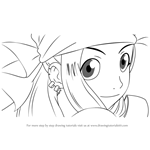 How to Draw Winry Rockbell from Fullmetal Alchemist