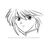 How to Draw Nuriko from Fushigi Yuugi