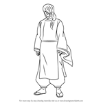 How to Draw Shirino Douman from Gin Tama